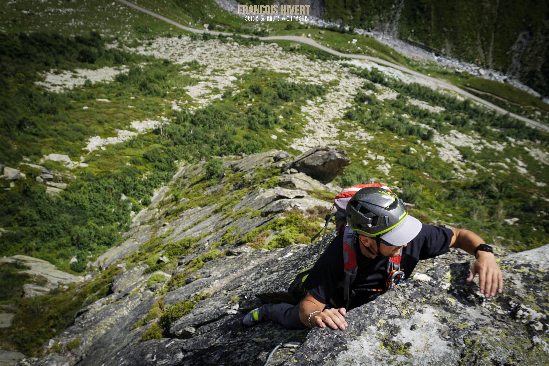Grande voie Séloge Laurent Zannettacci 7