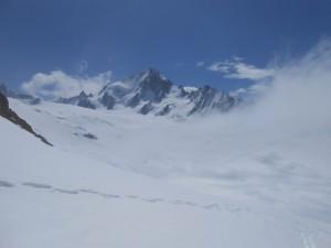 Glacier du Tour et Chardonnet