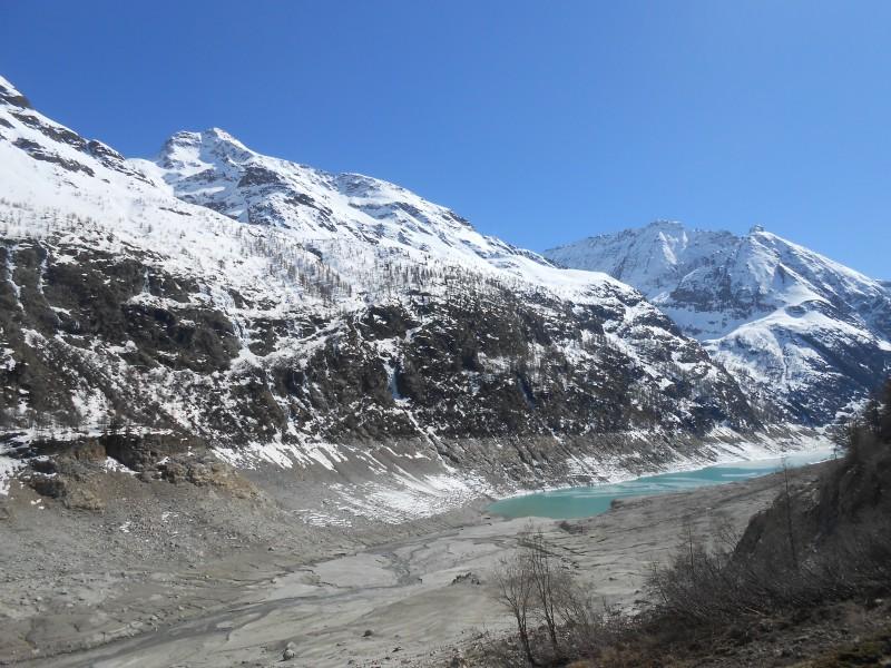 Lac de Prarayer