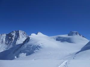 Mont Rose area