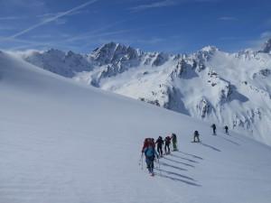 Cham Zermatt étape 2.2
