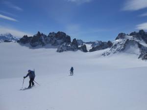Glacier de Trient 3 Mika