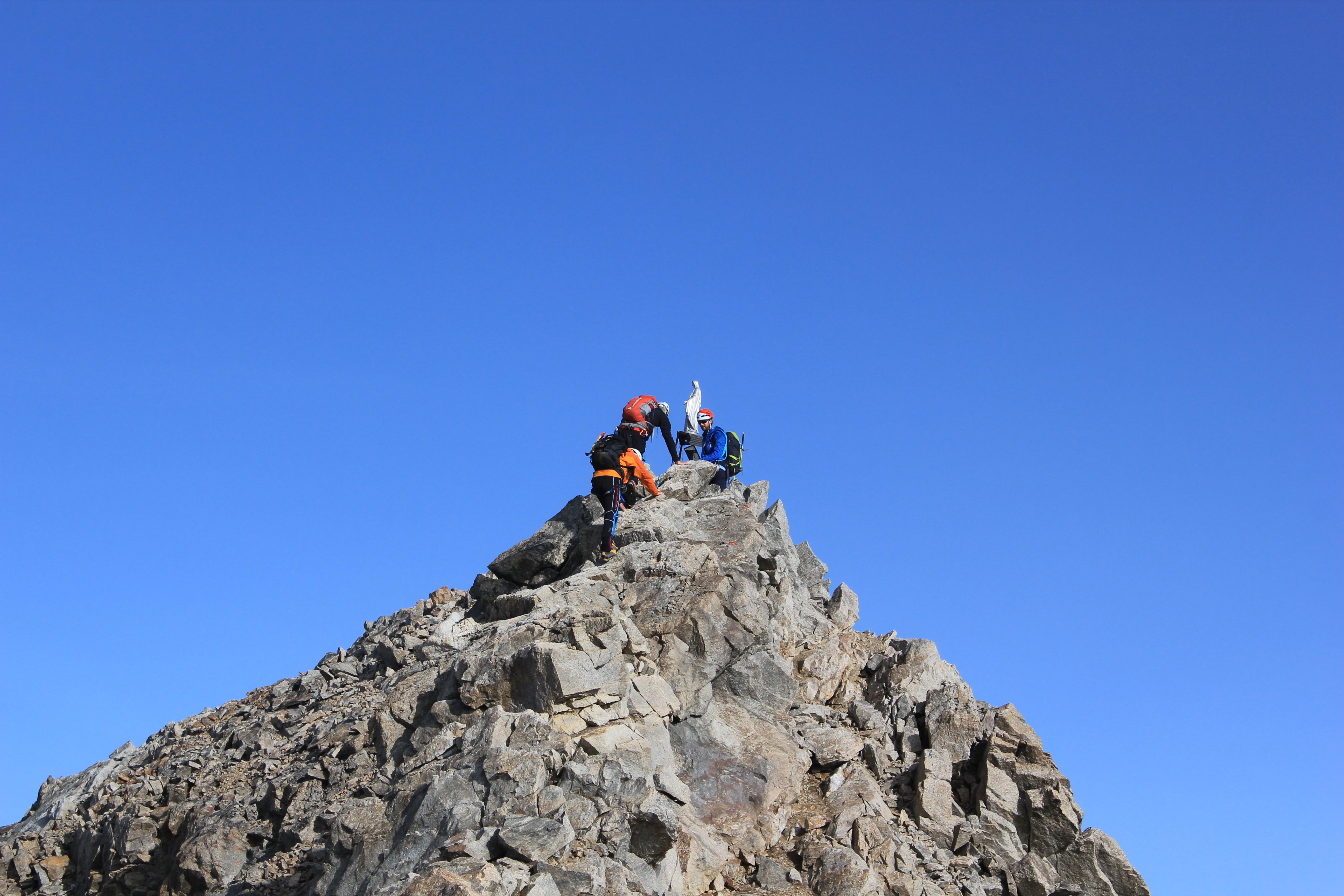 Mont Dolent alpi 4