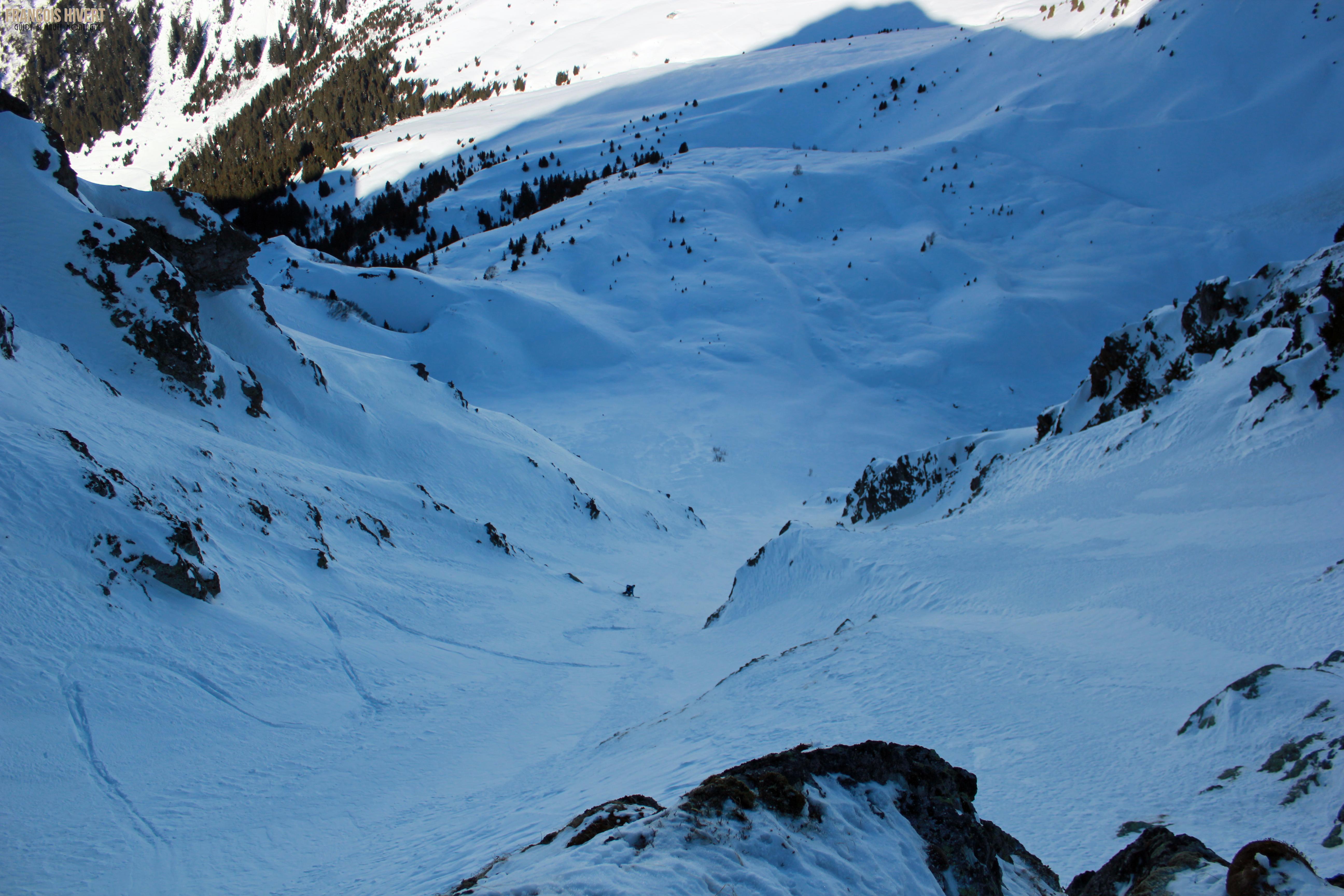 Couloir des Mines Greg Nantermoz 6