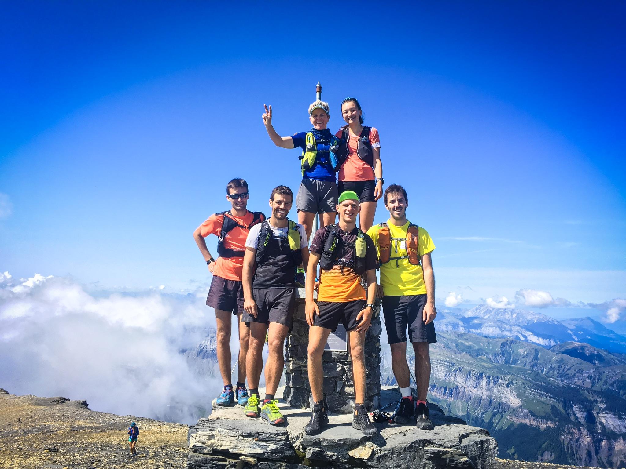 Stage alpine running Buet 4