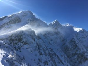 Roche Plane ski de randonnée Beaufortain