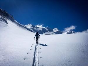 ski randonnée Mirantin Beaufortain