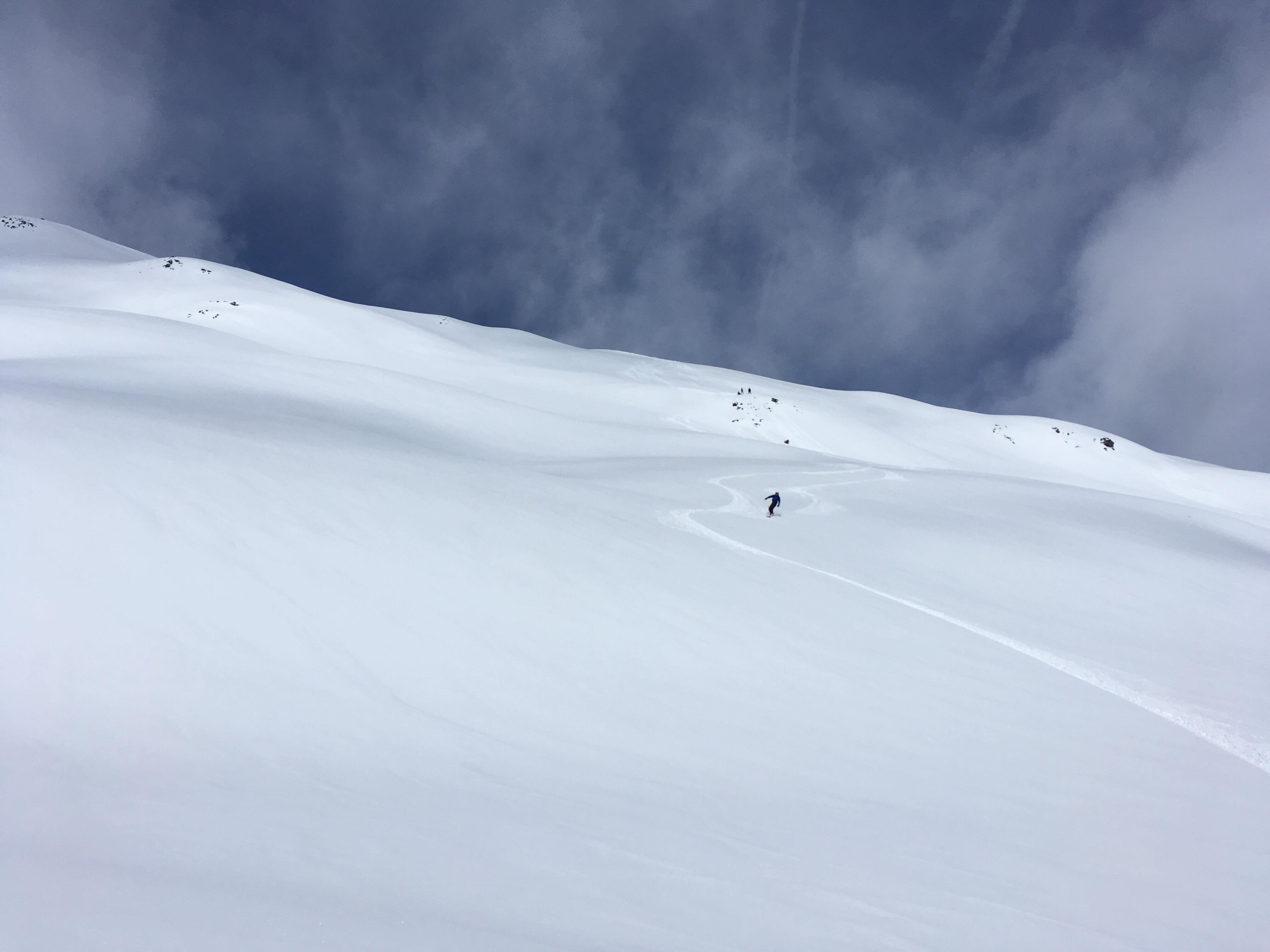 Col de la Louze snowboard 5