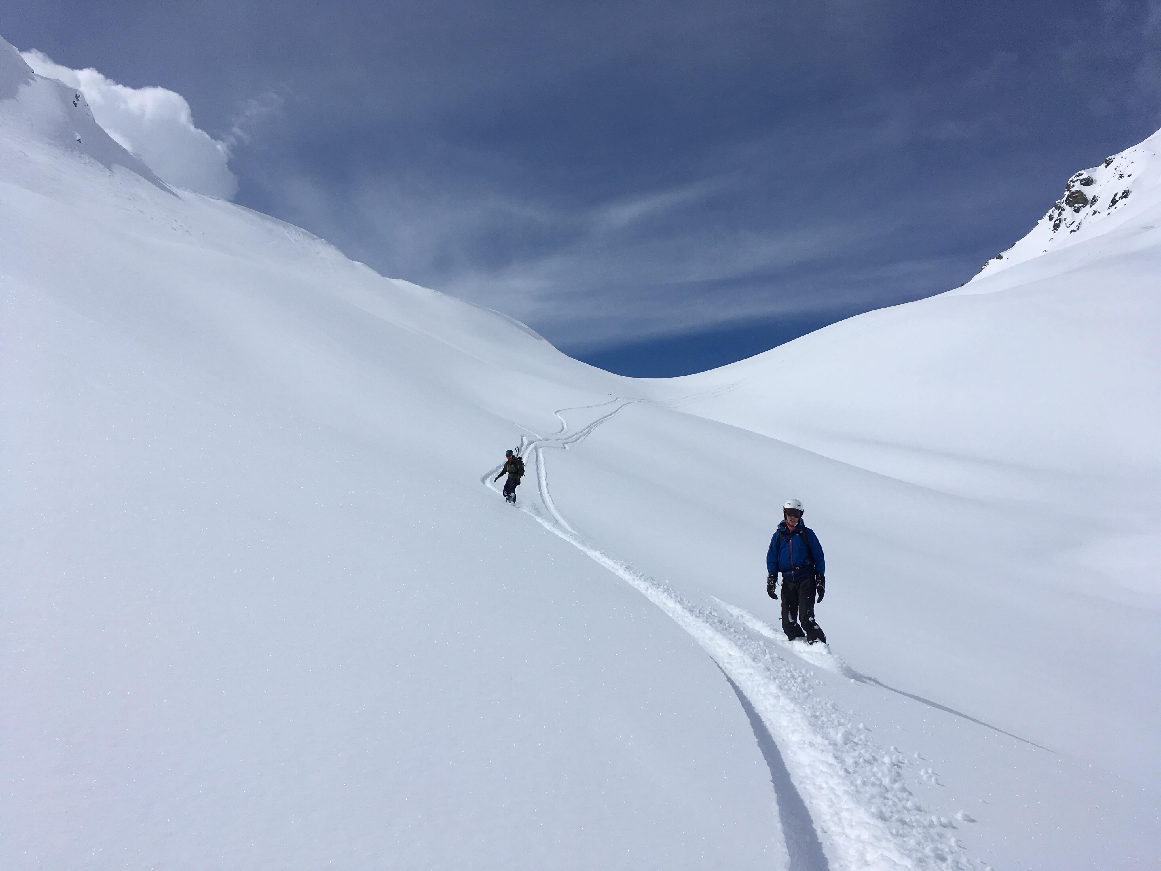 Col de la Louze snowboard 6