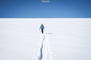 Traversée Glacier Vanoise ski randonnée