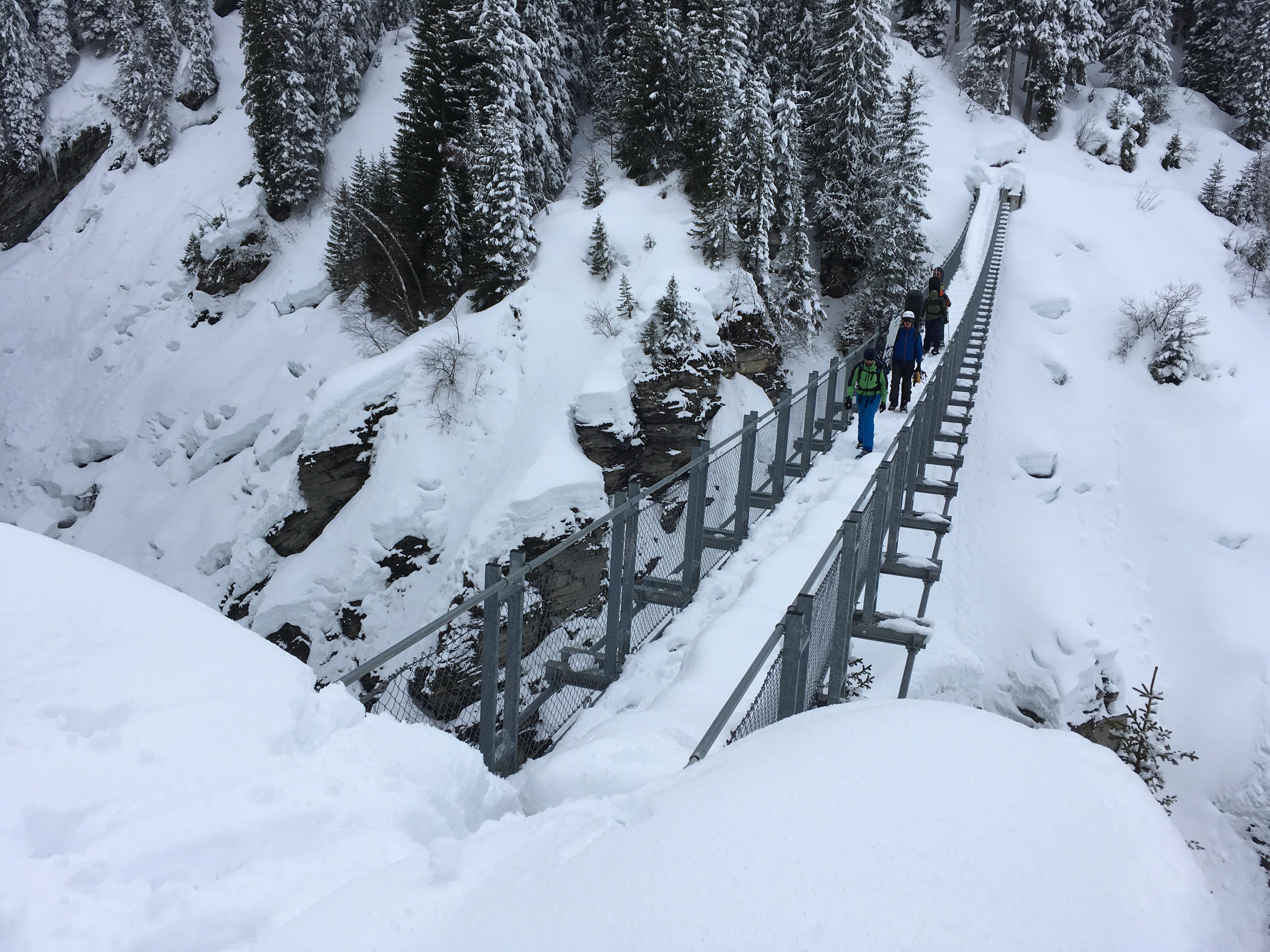 Col de la Louze snowboard 11