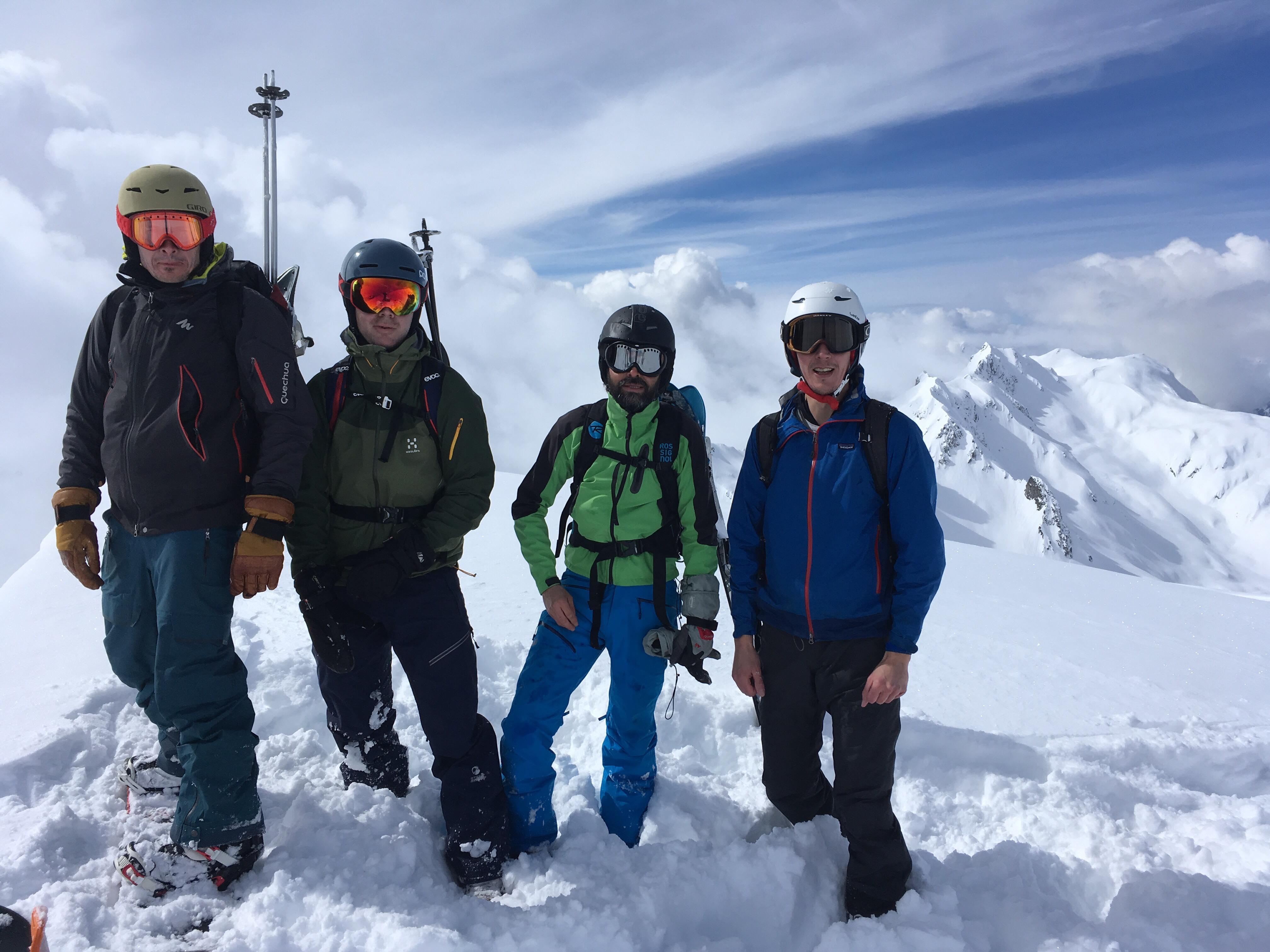 Col de la Louze snowboard 13