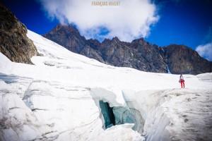 Dôme Neige alpinisme Mont Blanc Beaufortain aiguille glacier