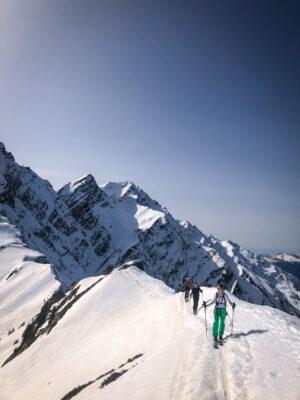 Roche Plane Beaufortain ski de rando ski de randonnée