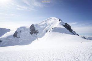 Mont Blanc voie normale alpinisme