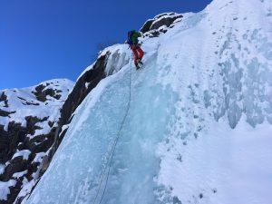 cascade glace italie cogne Archeronte