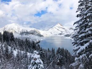 Roche Parstire Col du Pré ski de randonnée Beaufortain Arêches Beaufort
