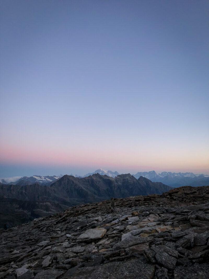 Alpinisme Italie Grand Paradis 4000 mètres Alpes refuge Vittorio Emanuele II Valsavarenche Escalade