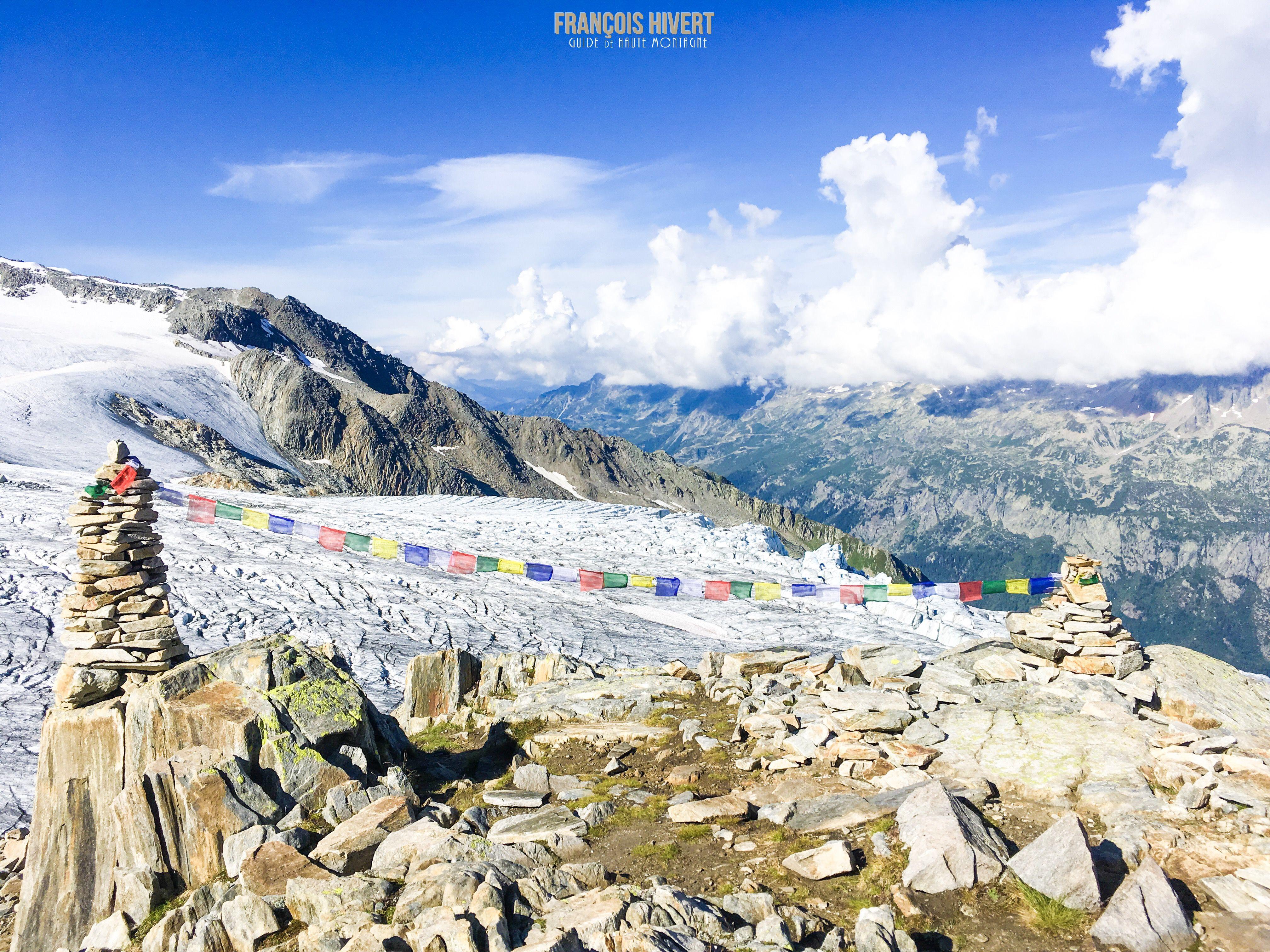 Stage alpine running Tête Blanche 6
