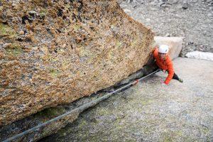 Aiguille Moine alpinisme escalade Mont Blanc