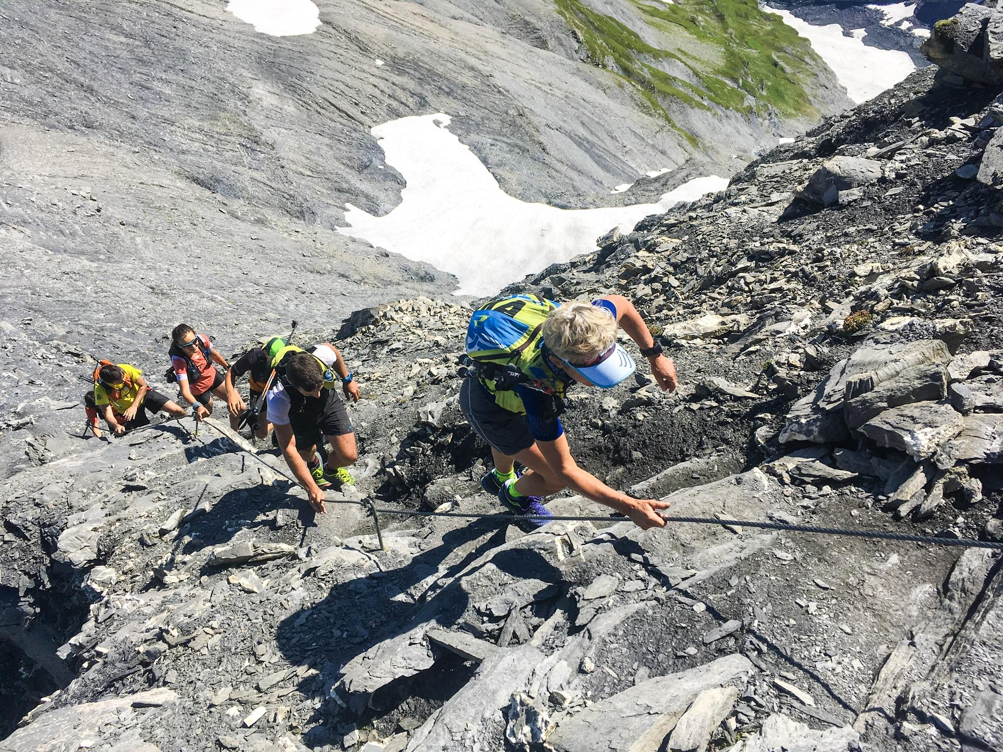 Stage alpine running Buet 3