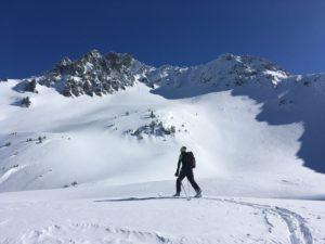 Outray ski de randonnée Beaufortain