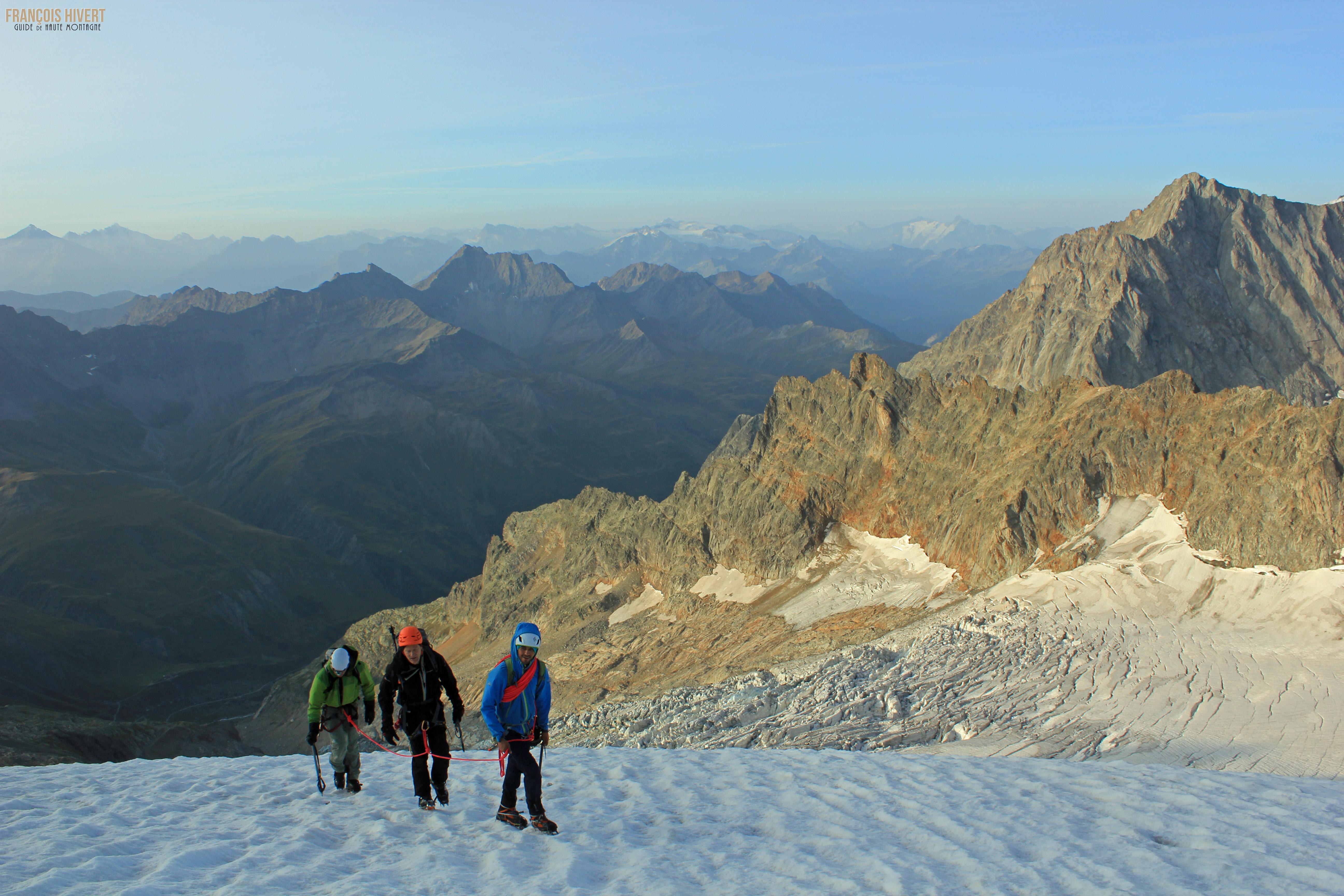 Mont Dolent alpi Crédit 10