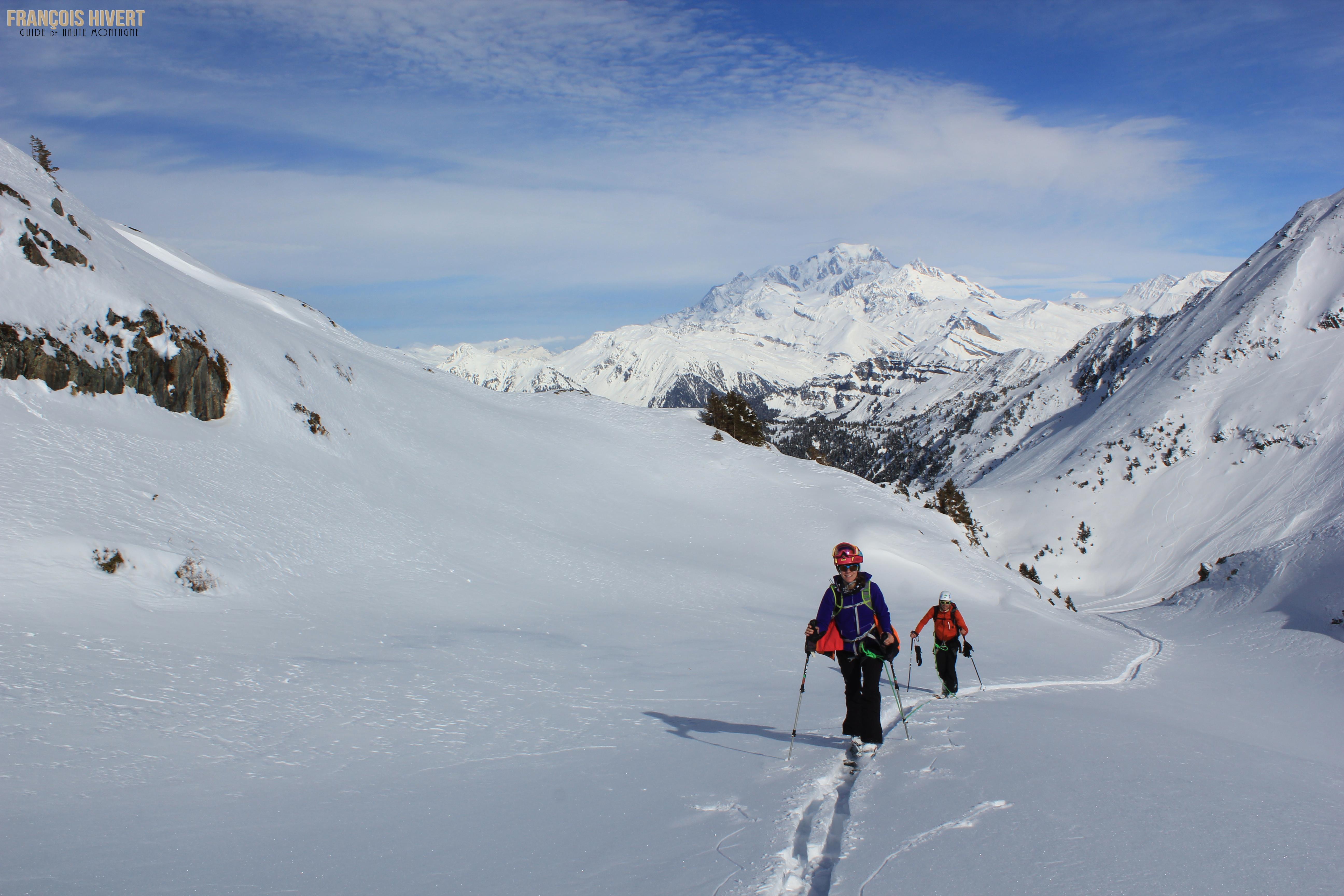 Crédit 12 Arête ouest Grand Mont Sylvie et Eddy