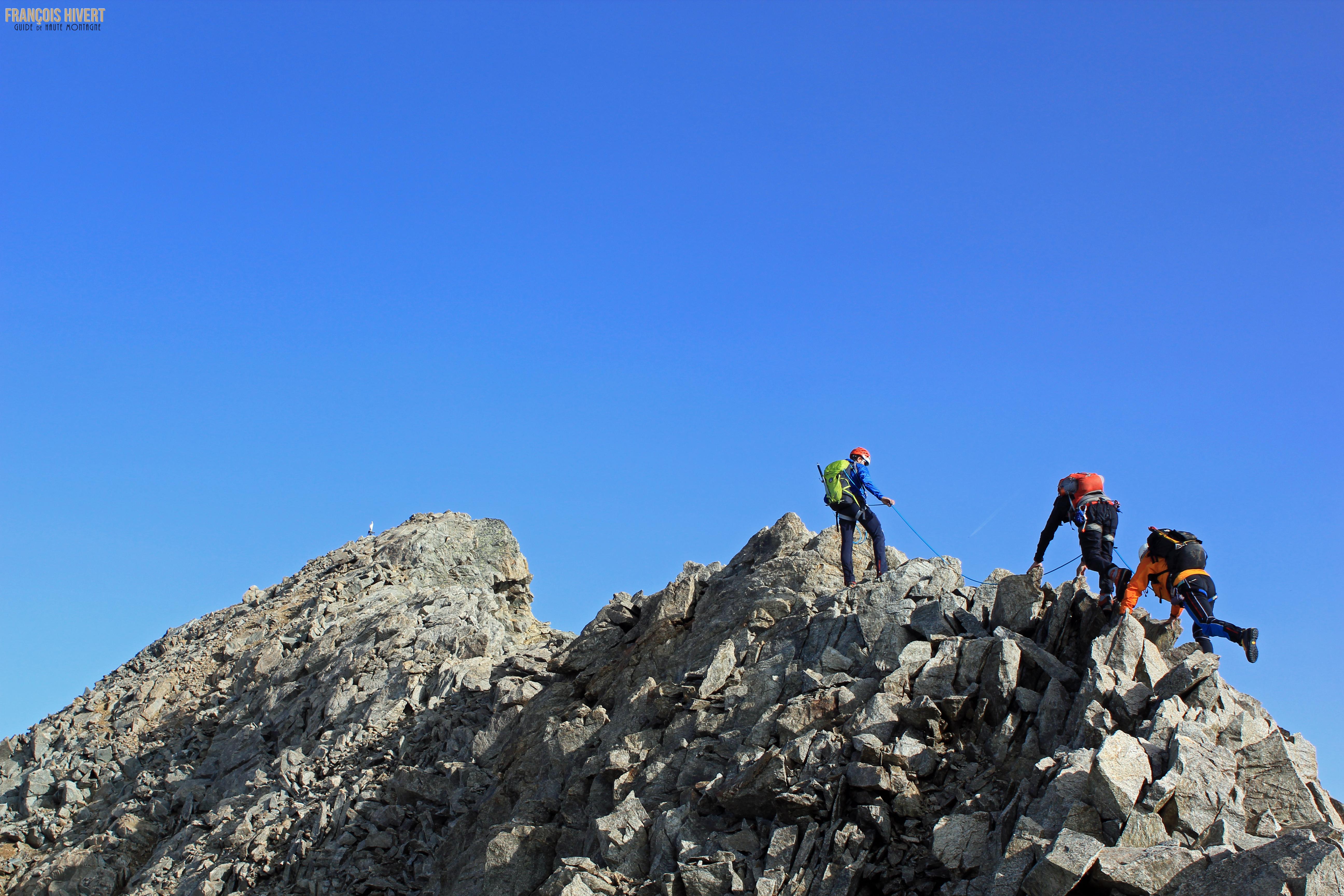 Mont Dolent alpi Crédit 13