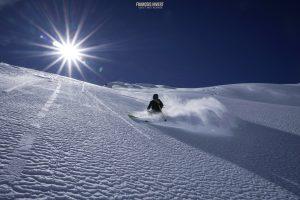 ski randonnée Beaufortain Grande Journée