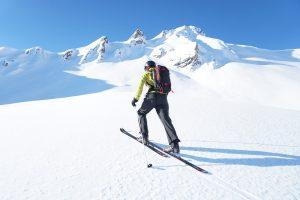 Mont Coin face est ski randonnée Beaufortain