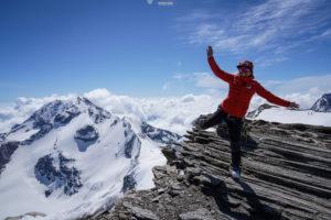 ski de rando vanoise bonneval albaron grande ciamarella