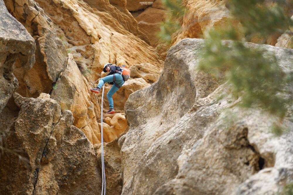Cap Canaille traversée des Immortelles Cassis la Ciotat escalade climbing les Calanques