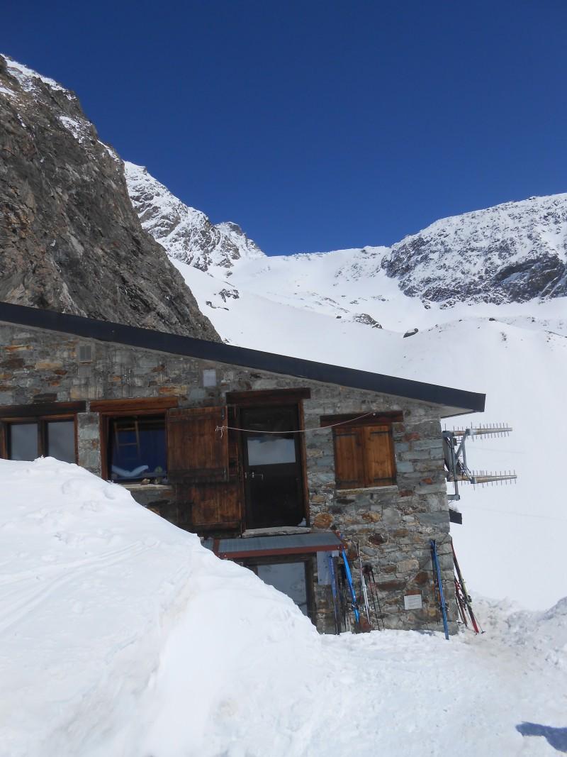 Refuge Aosta