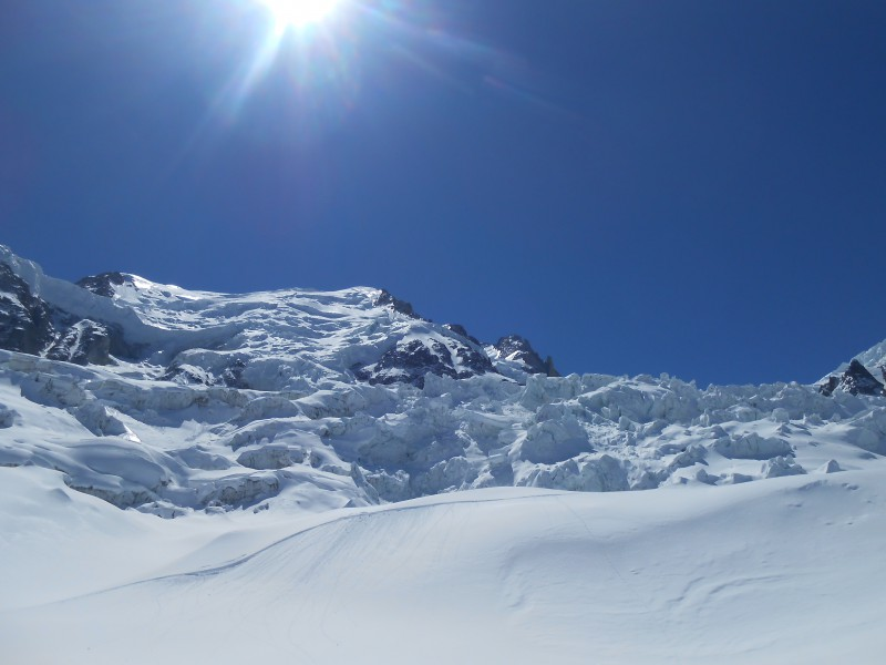 Bosson glacier
