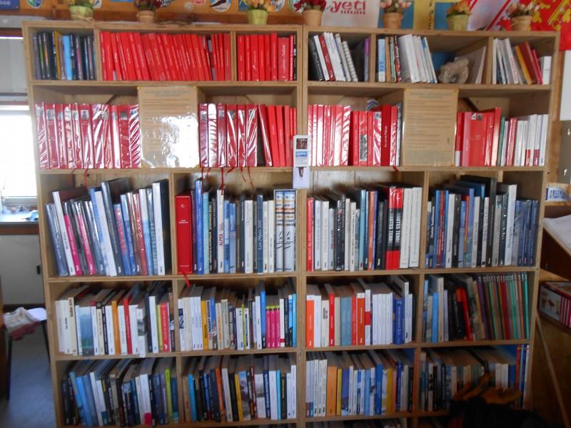 Bibliothèque refuge grand Mulet