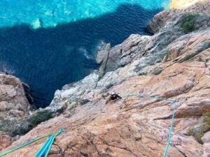 Corse Porto escalade Climbing ambata di melu Bocca Lenzana montagne Cosica Piana