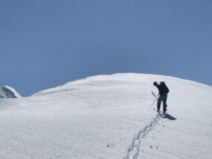 Mont Coin ski de randonnée Beaufortain