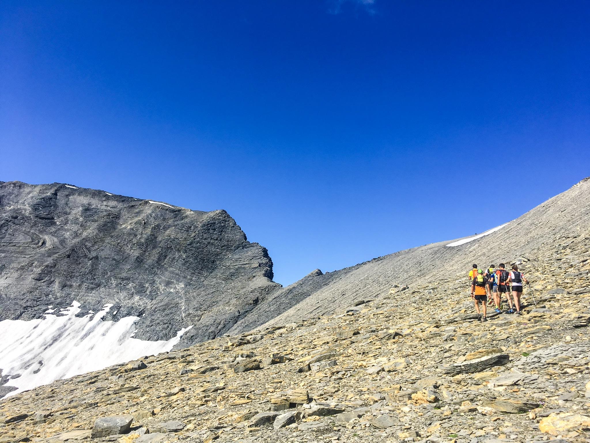 Stage alpine running Buet 2