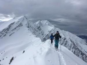 Roche Plane ski randonnée Beaufortain