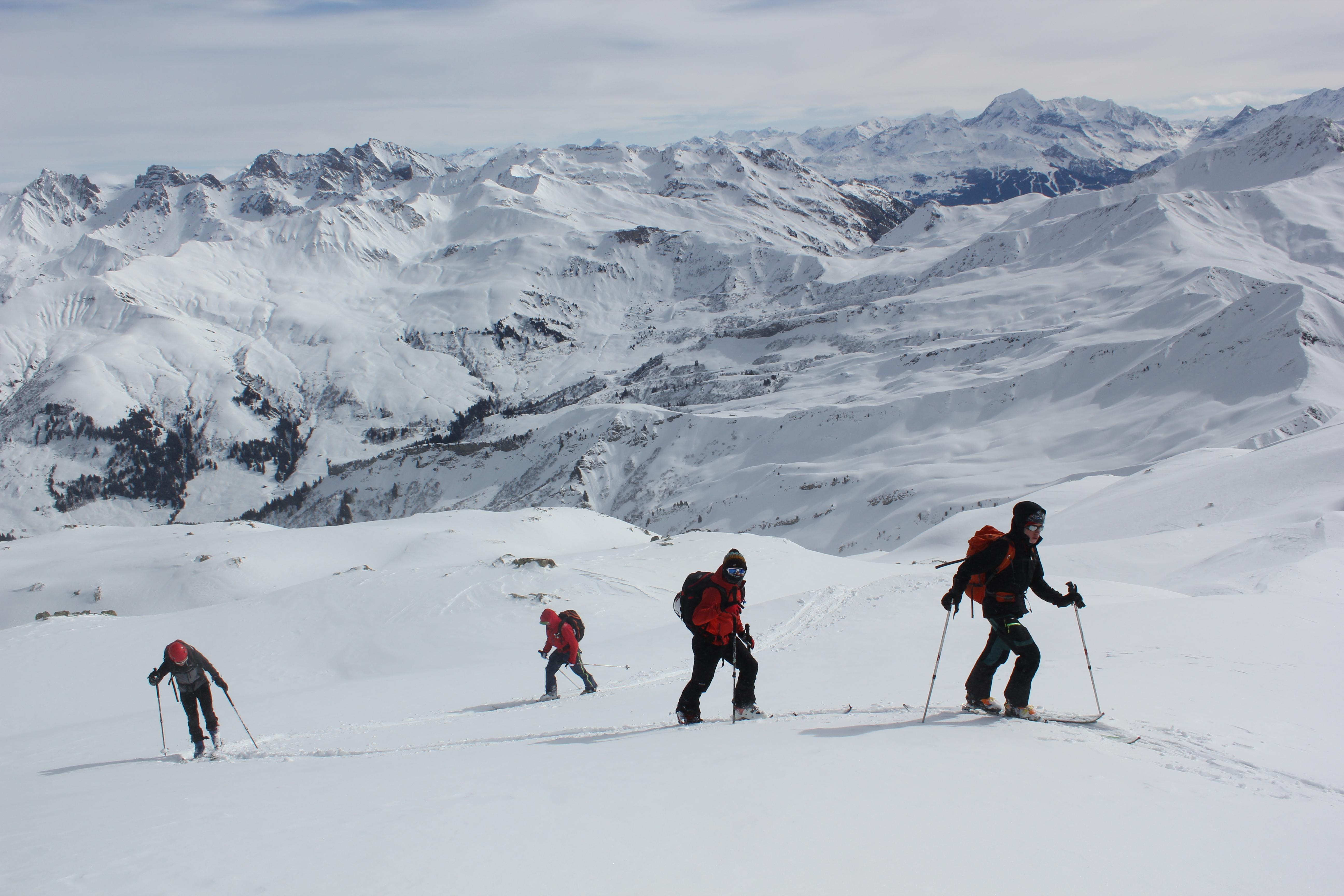 Grand Mont FFME 2