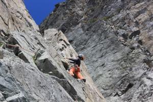 escalade brevent frison roche