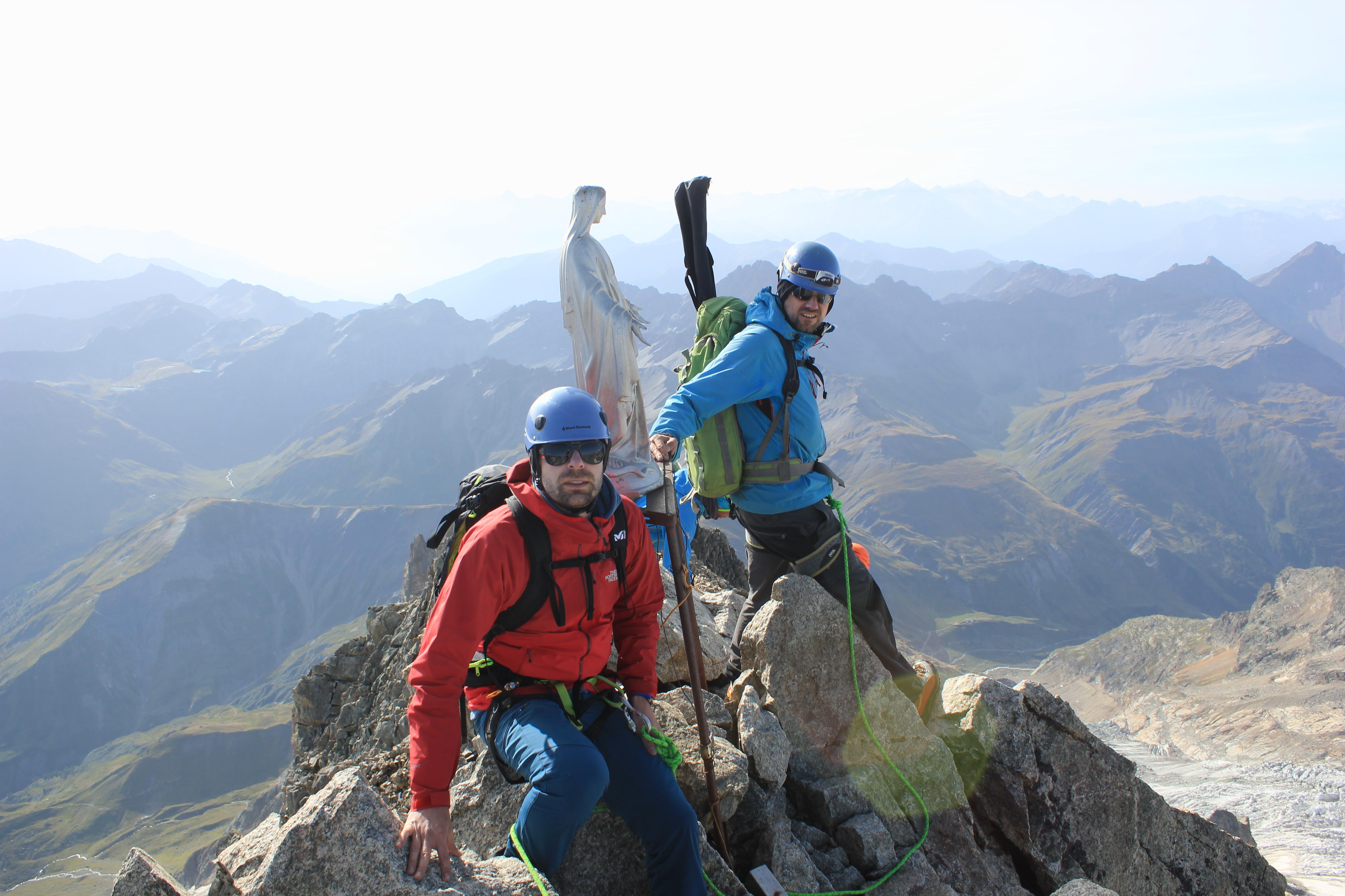 Mont Dolent alpi 2