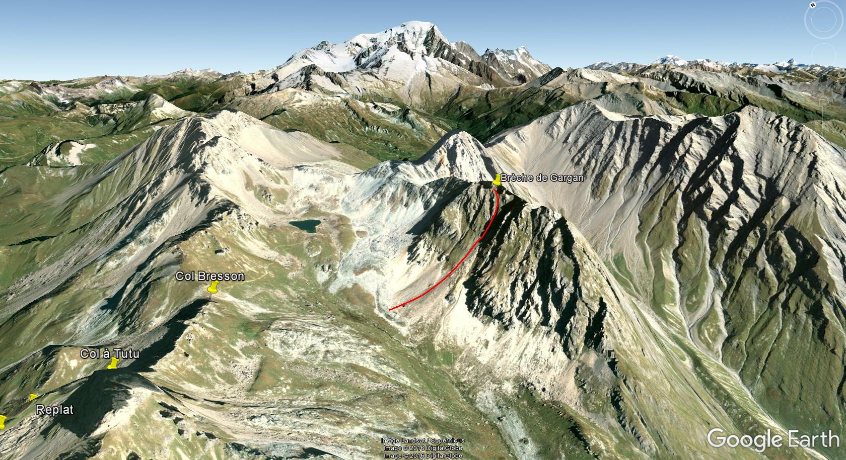image-google-earth Brèche de Gargan