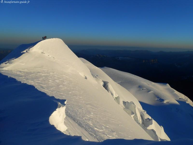 Mont Blanc crédit