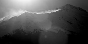 Vent en Maurienne