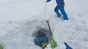 formation secours avalanche sonde localisation sondage