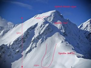 Avalanche Légétte Mirantin Beaufortain
