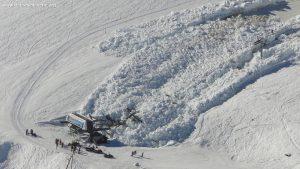 avalanche saint francois longchamps